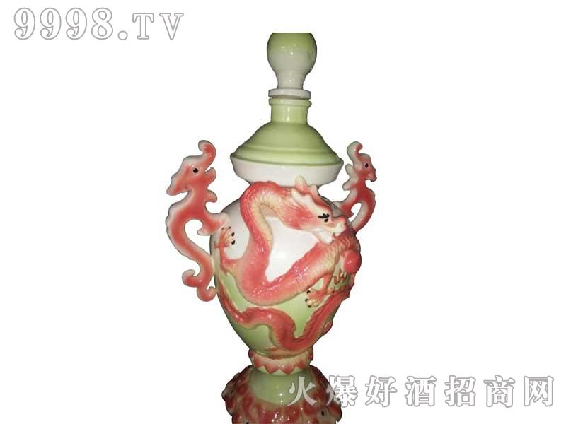 陶瓷坛装龙酒