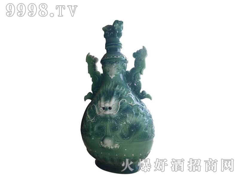 陶瓷坛装龙吐珠