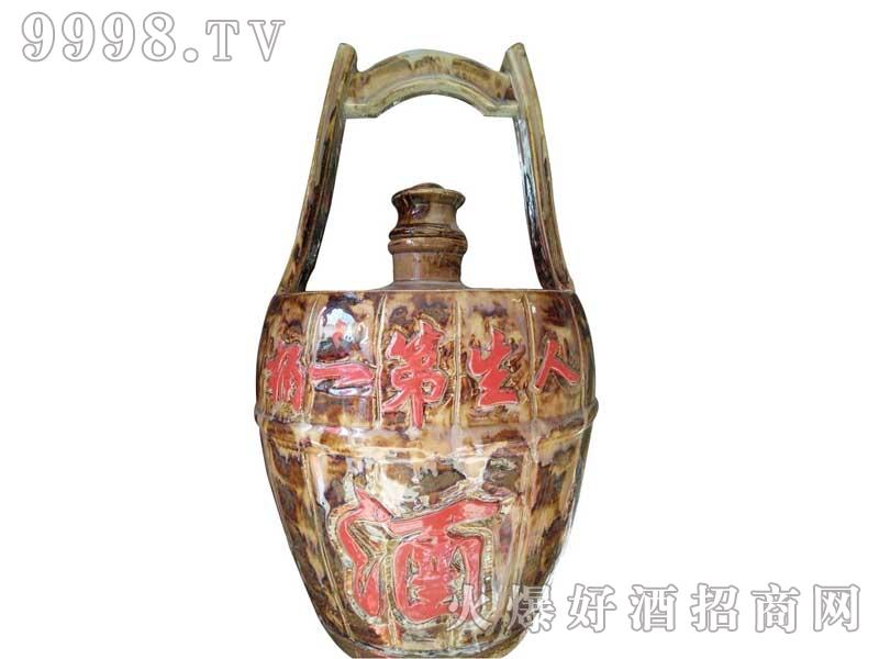 陶瓷坛装人生第一桶酒