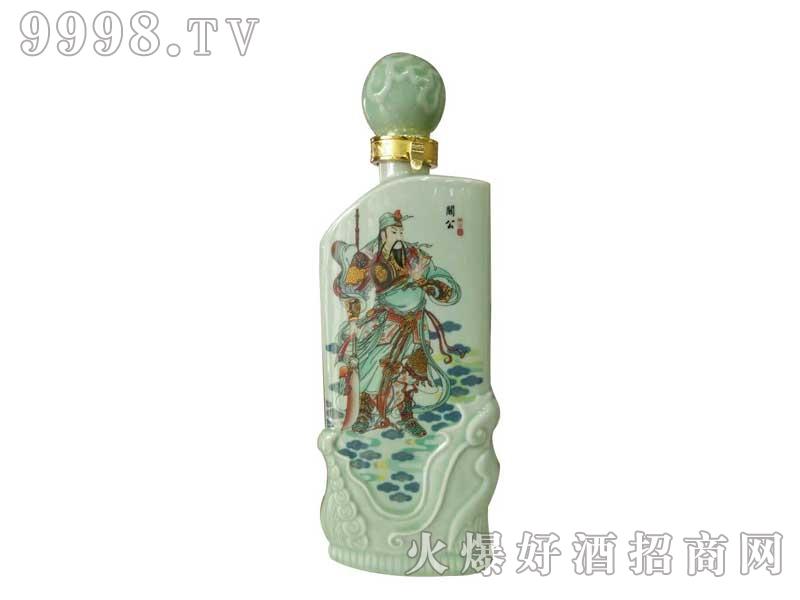 陶瓷坛装关公酒