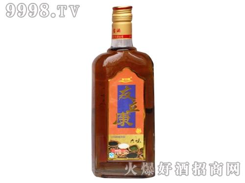 32度友立康六味酒-500MLx12瓶