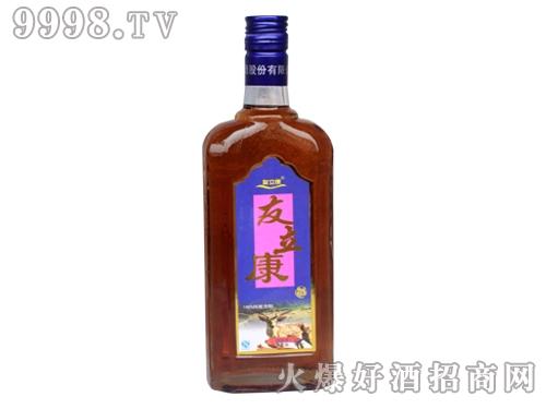 32度友立康蓝标酒-500MLx12瓶