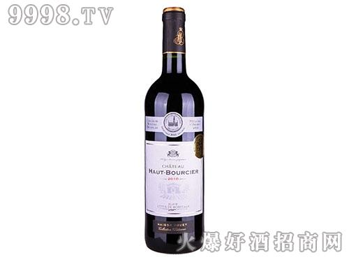 尚博克城堡珍藏级干红葡萄酒