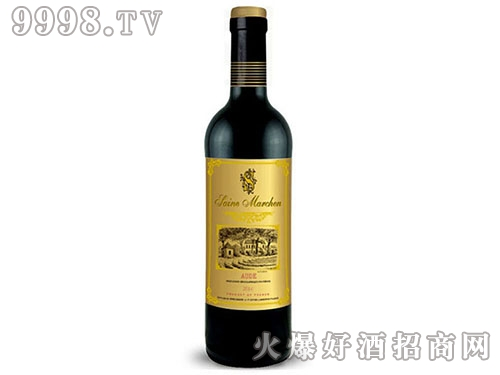 塞纳河童话干红葡萄酒