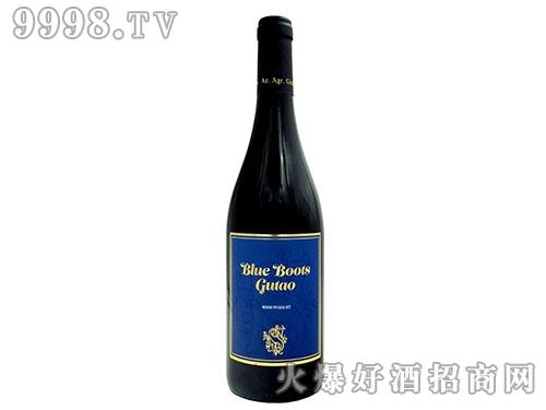 蓝靴干红葡萄酒