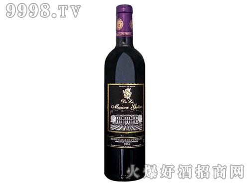 古萄世家超级波尔多干红葡萄酒