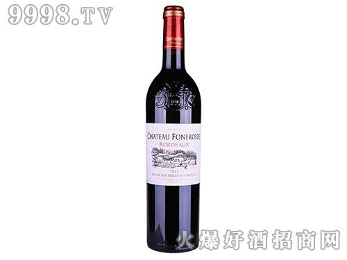 芳菲女爵城堡干红葡萄酒