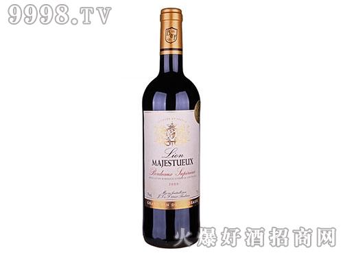 丛林至尊珍藏超级波尔多干红葡萄酒
