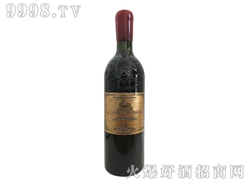 拉图柏多尔干红葡萄酒JK019