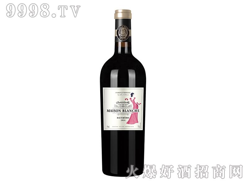 白宫夫人干红葡萄酒JK017