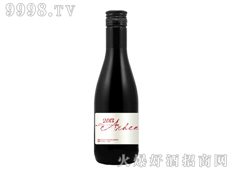雅顿南澳西拉子干红葡萄酒JK025