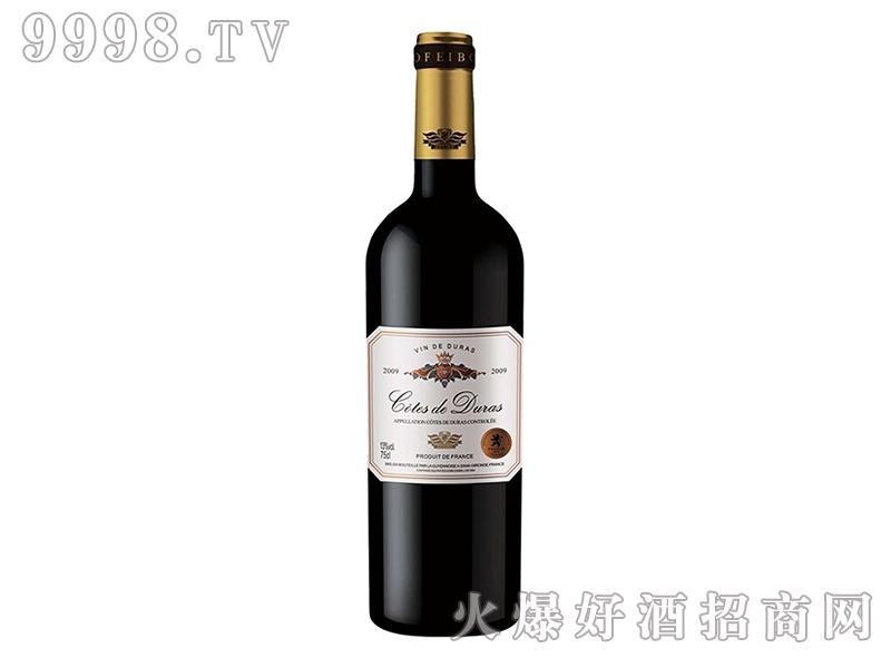 欧菲堡杜拉斯干红葡萄酒JK022