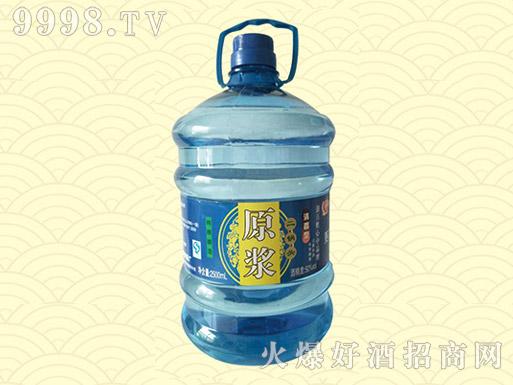 原浆二锅头酒56度2.5L