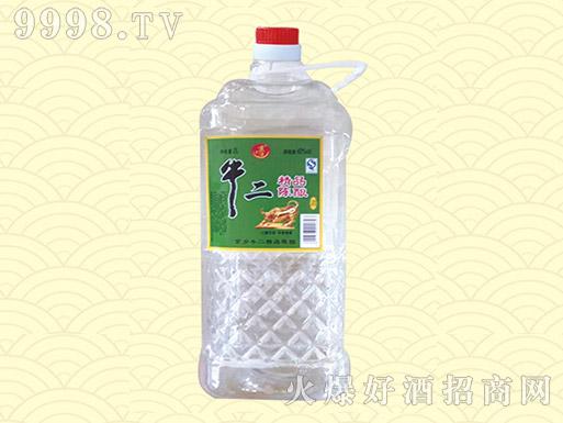 牛二精品陈酿酒42度2L