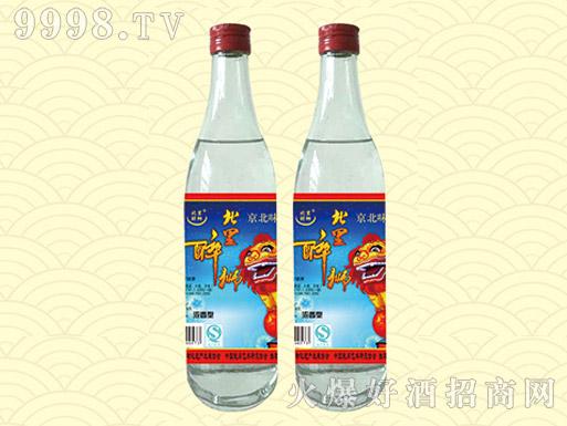 北里醉狮酒42度500ml(蓝)