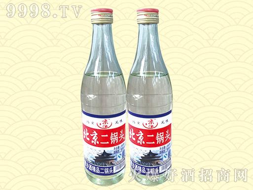 北京二锅头酒56度500ml(白瓶)