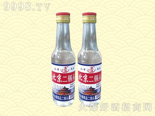 北京二锅头酒56度250ml(白瓶)