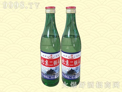 北京二锅头酒56度500ml(绿瓶)