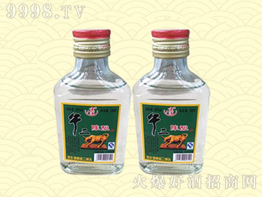 京乡牛二陈酿酒42度100ml