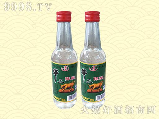 京乡牛二陈酿酒42度250ml
