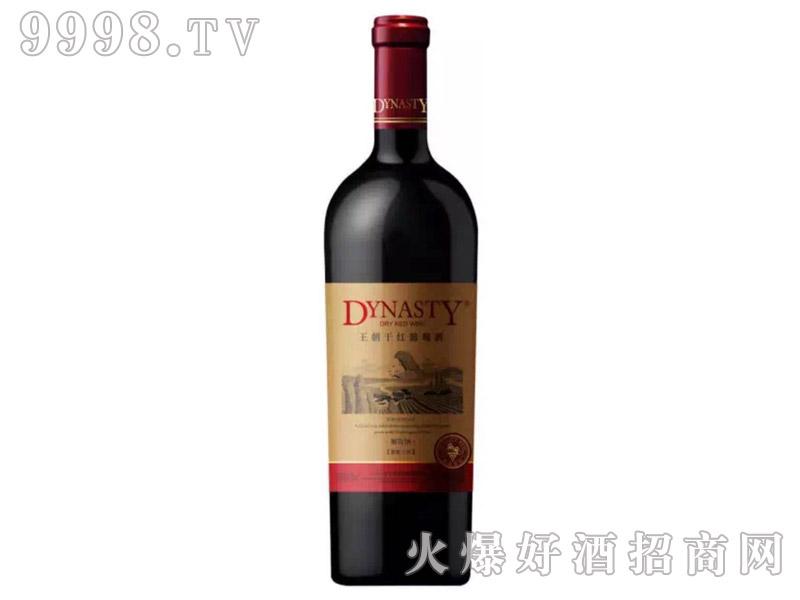 王朝窖酿三年解百纳干红葡萄酒