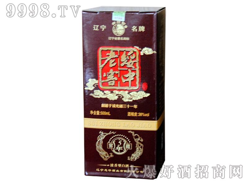 绥中老窖酒-窖藏5(盒装)