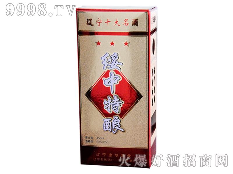 绥中特酿酒(盒装)