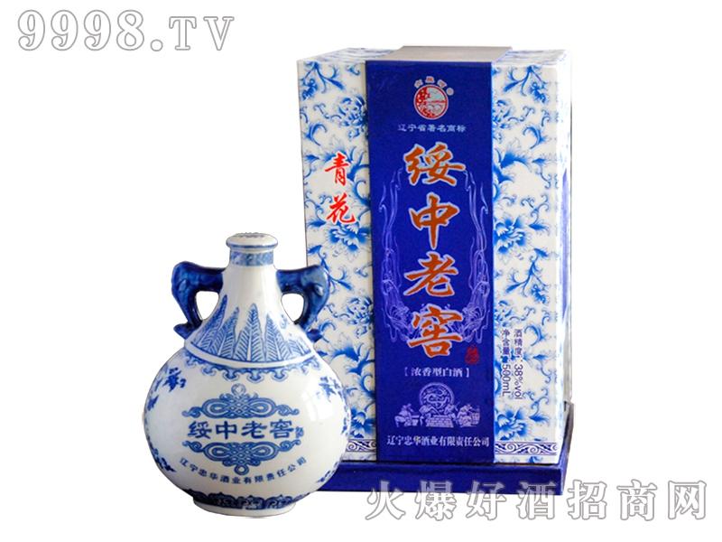绥中老窖酒-青花