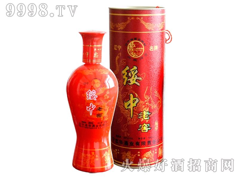 绥中老窖酒-红飞天