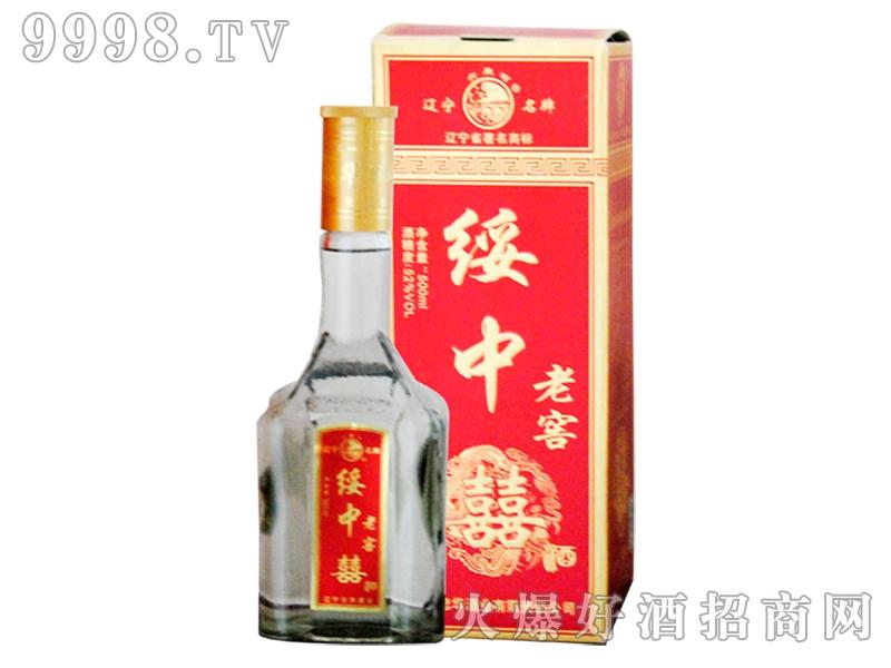 绥中老窖喜酒