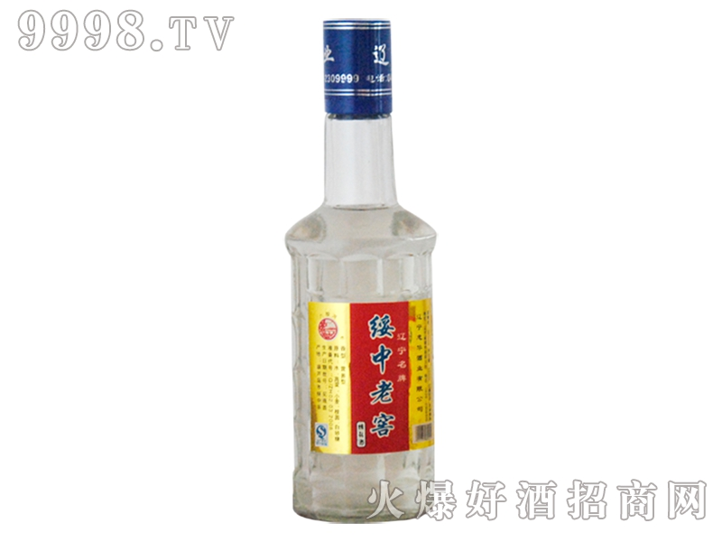 绥中老窖酒-老窖半斤