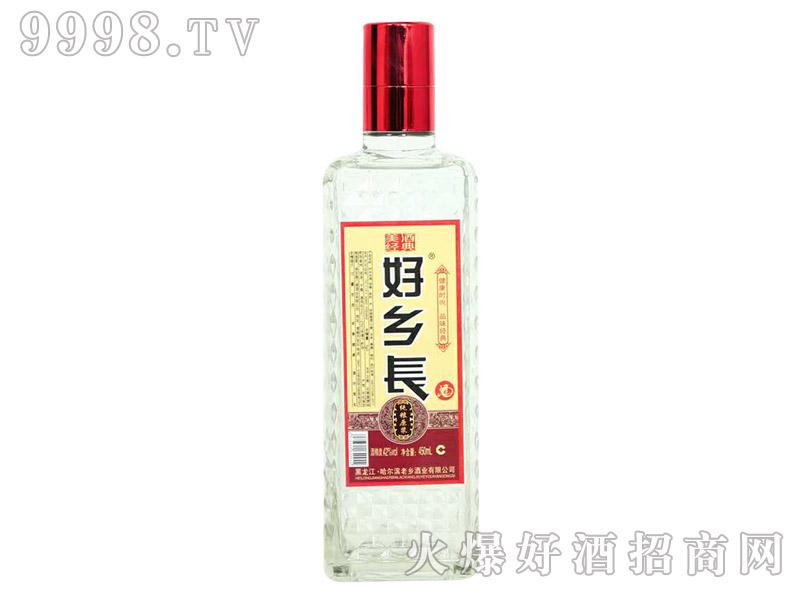 好乡长酒・纯粮原浆450ml-白酒招商信息