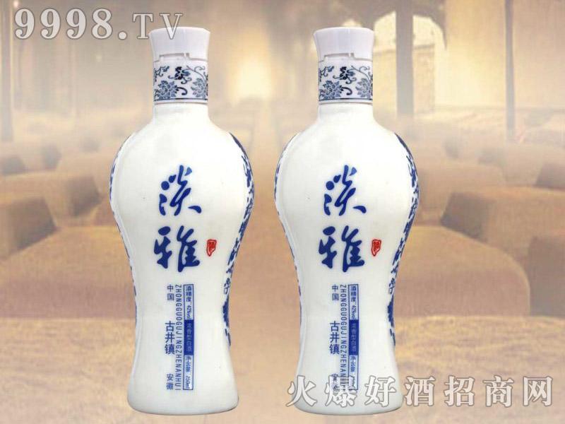 百年贡酒淡雅