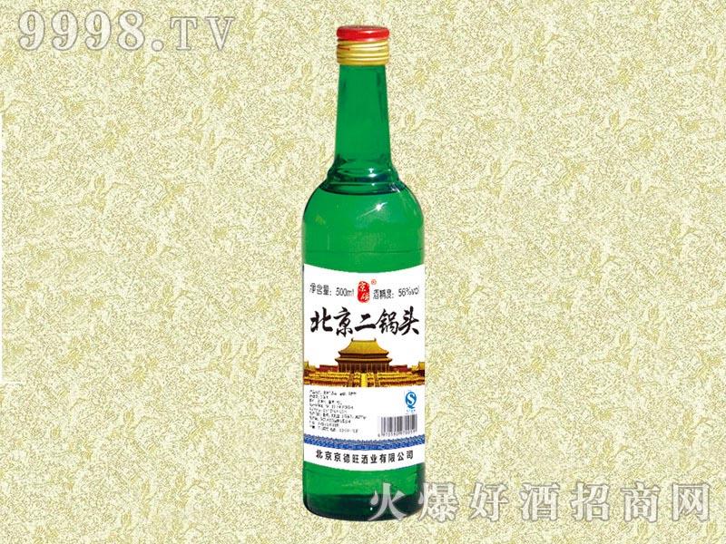 京硕北京二锅头酒56度500ml(天坛)
