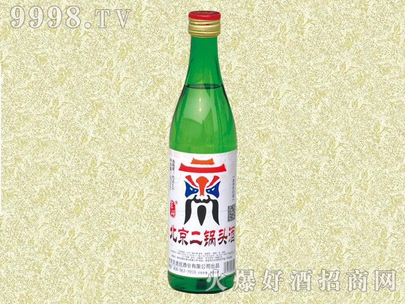 京硕北京二锅头酒(脸谱)