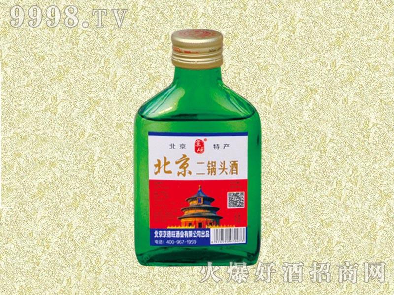 京硕北京二锅头酒100ml(天坛)