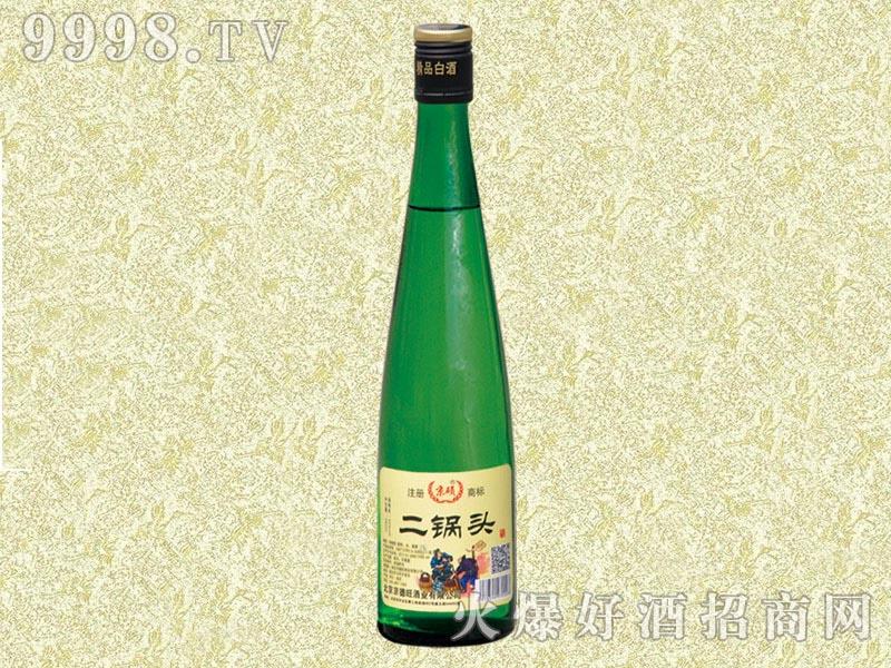 京硕二锅头酒(绿)