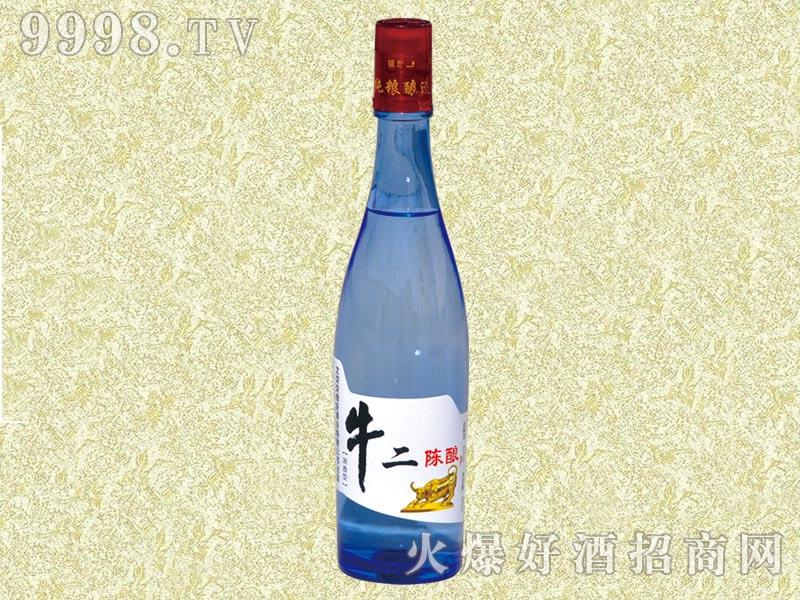 牛二陈酿酒(蓝)