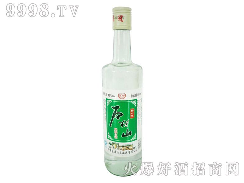 京冠新一代石栏山陈酿白酒(瓶)