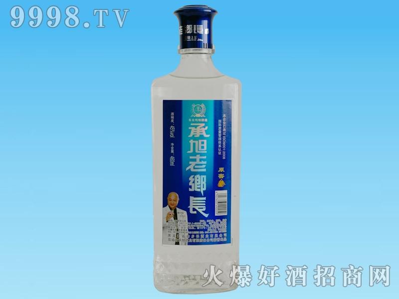 承旭老乡长酒原窖蓝460ml×12瓶