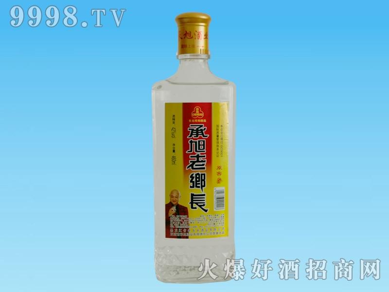 承旭老乡长酒原窖460ml×12瓶