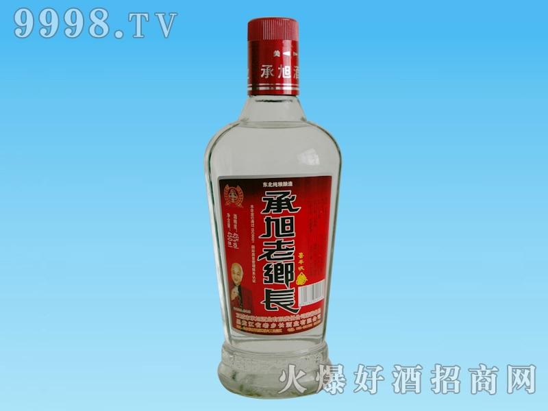 承旭老乡长酒喜丰收450ml×12瓶