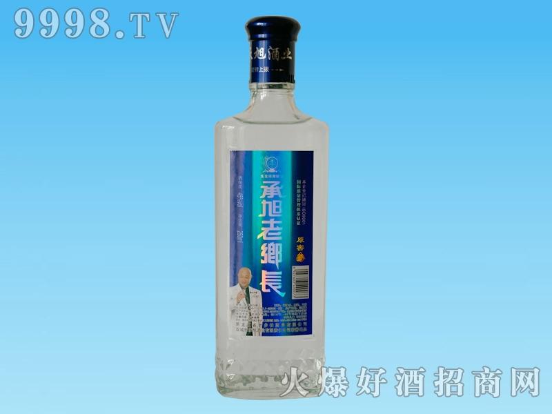 承旭老乡长酒原窖250ml×20瓶