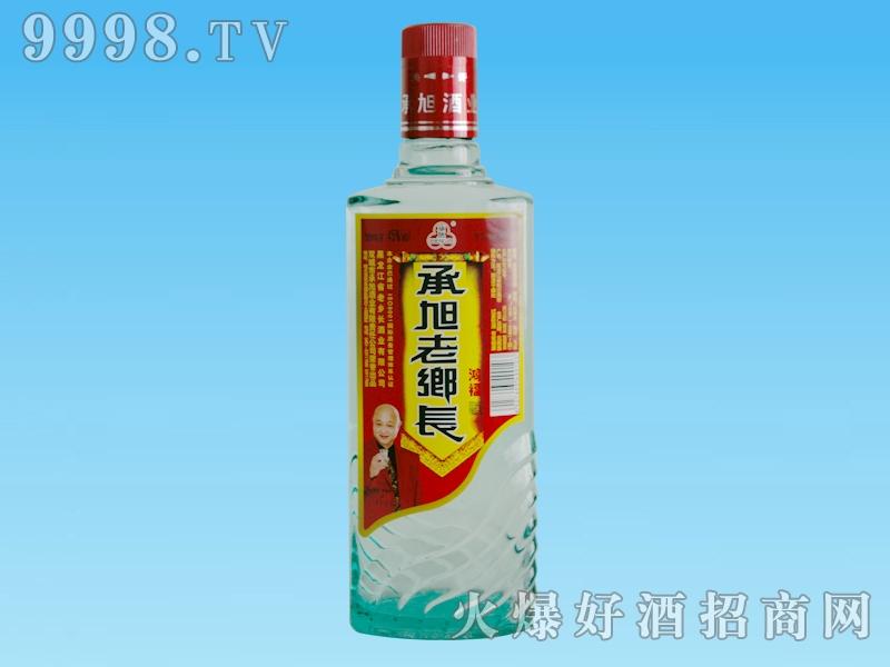 承旭老乡长酒鸿福450m×12瓶