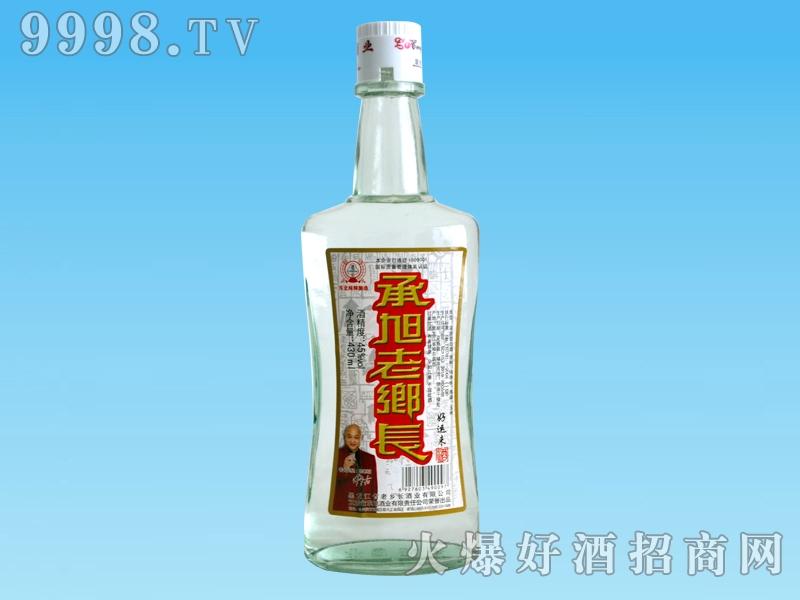 承旭老乡长酒好运来430m×12瓶