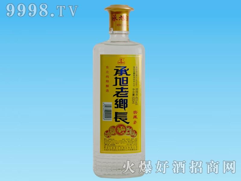 承旭老乡长酒窖藏500m×12瓶