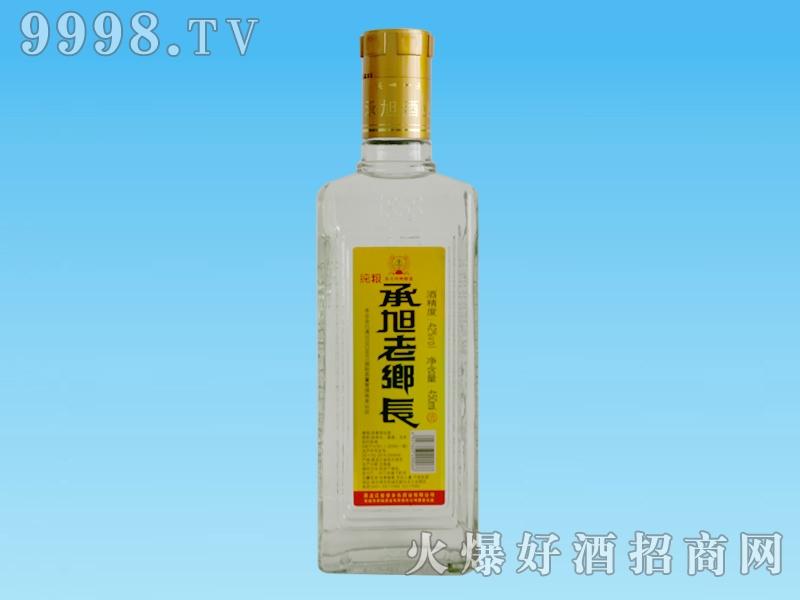 承旭老乡长酒1868酒450m×12瓶