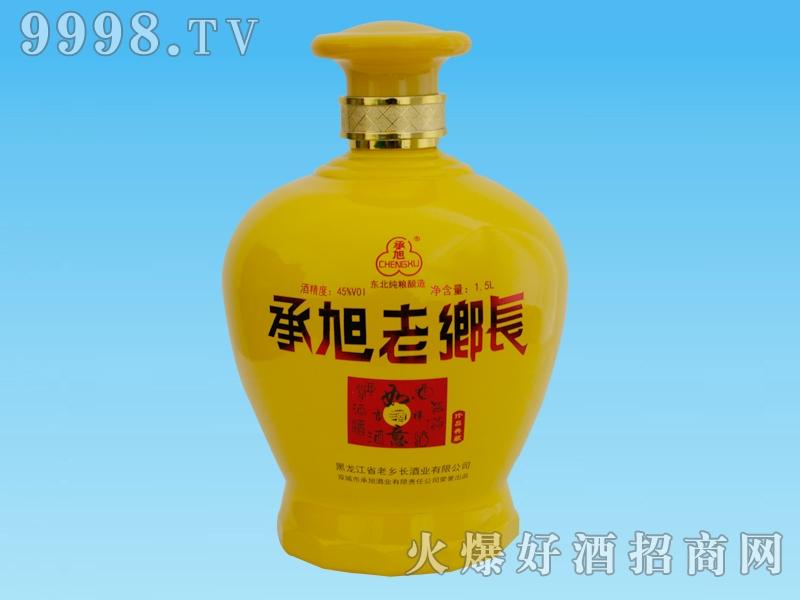 典藏系列吉祥酒1.5L