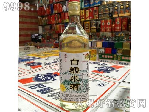红缨女儿国香白糯米酒750ml-好酒招商信息