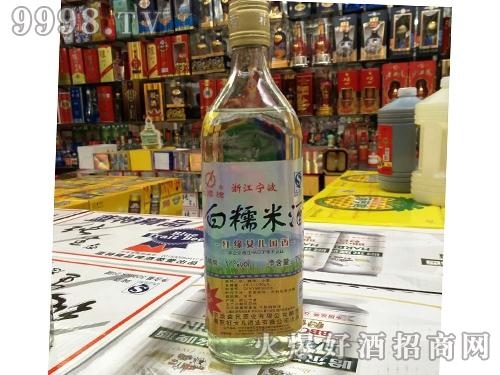 红缨女儿国香白糯米酒11度-好酒招商信息